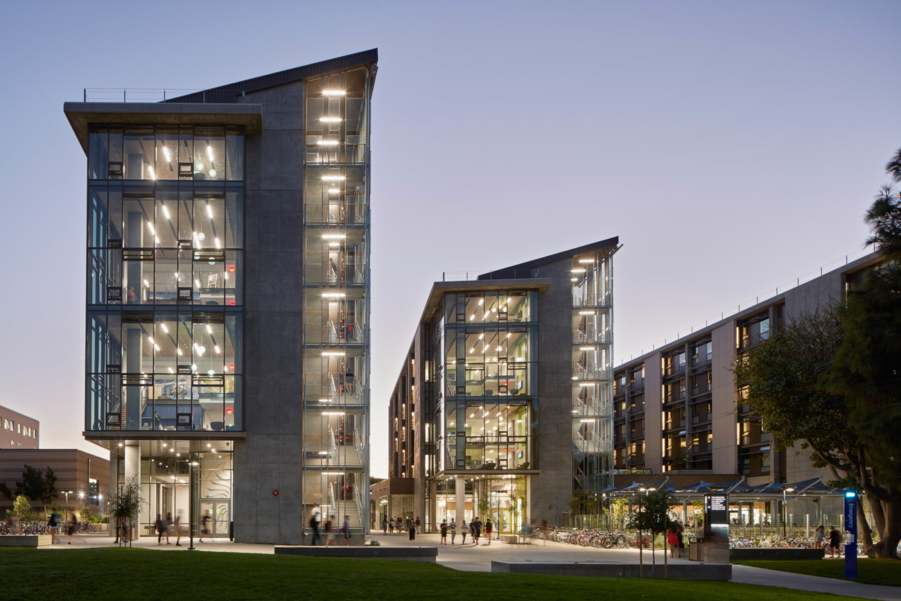 UCI Mesa Court Towers Wins Two DBIA Awards - Mithun