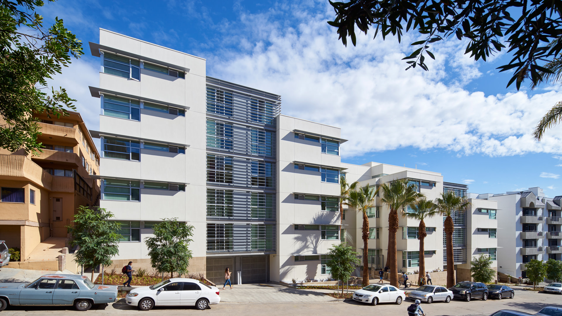 UCLA Glenrock Apartments - Mithun